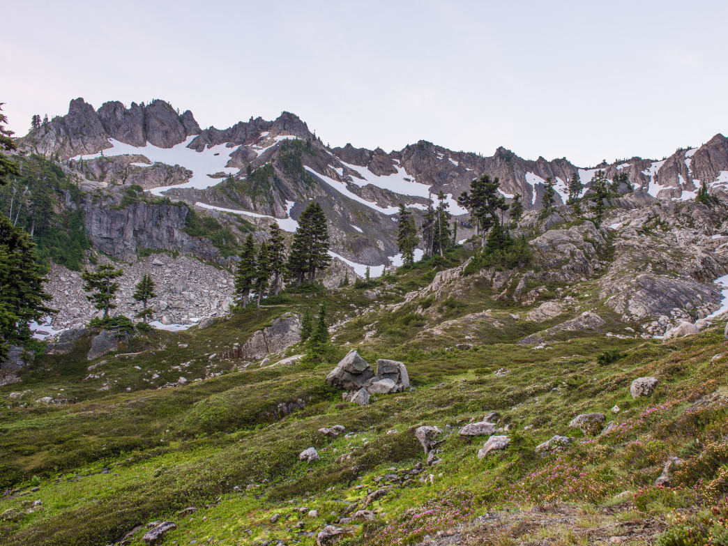 Valley of Heaven in Olympic National Park