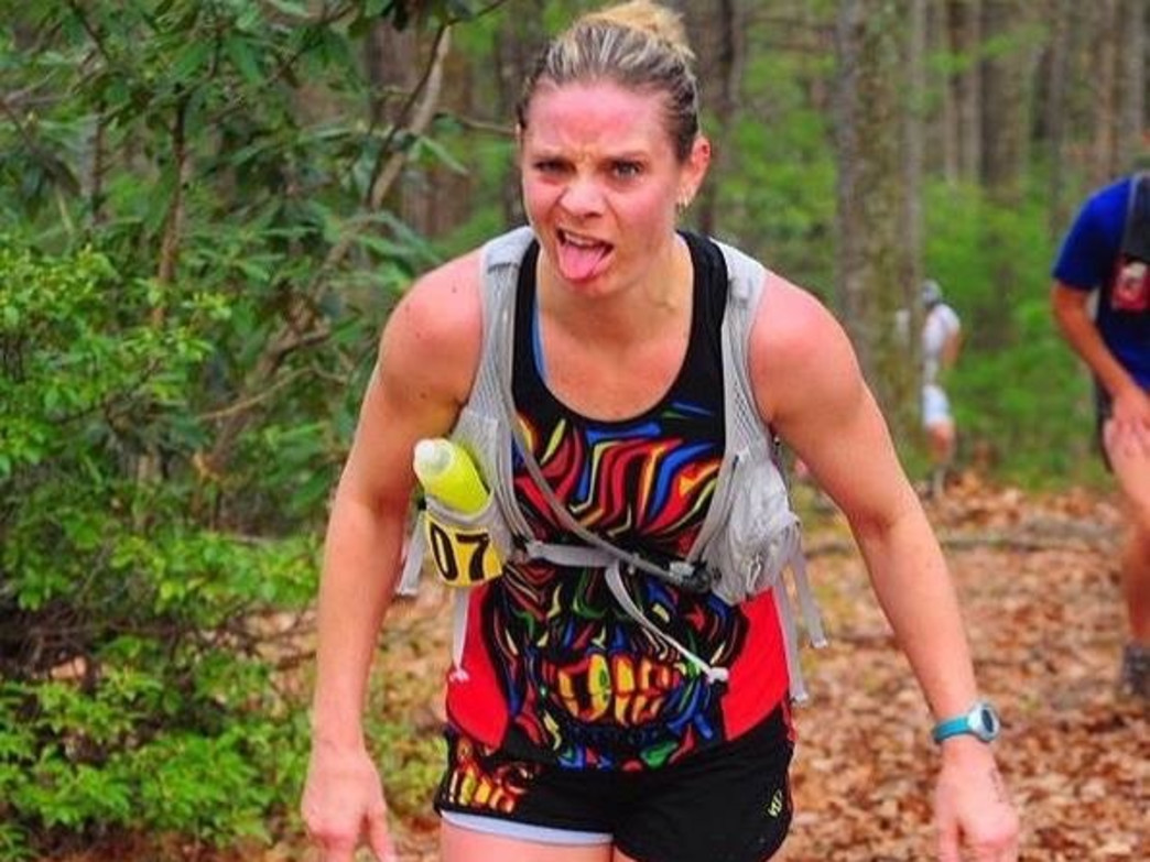 Even through the toughest trials on the trail, Charlotte's trail runners have fun.