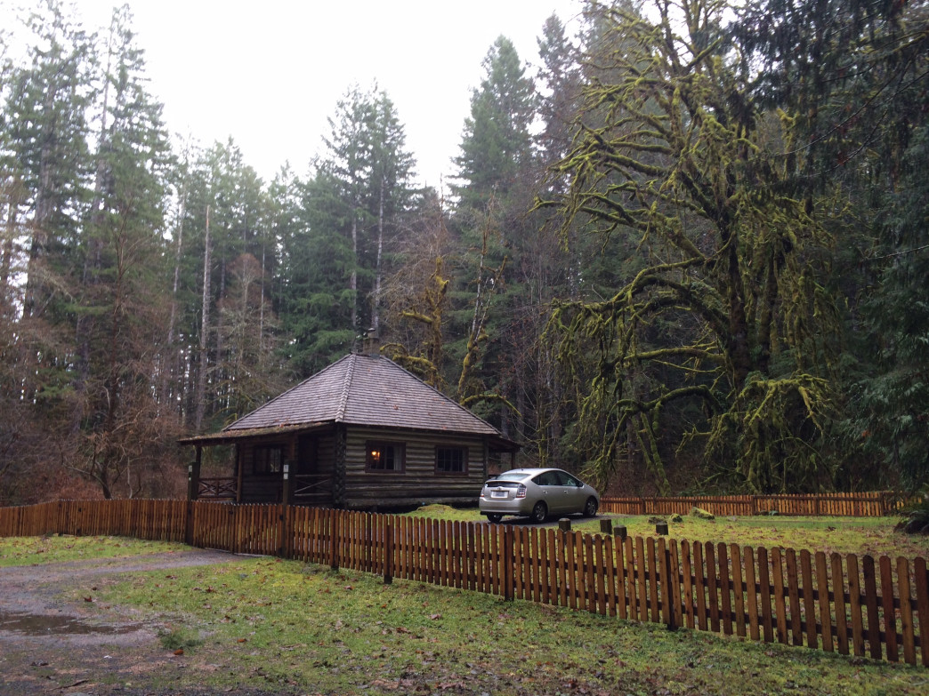 The hidden gem of the region, the Interrorem Cabin is a perfect romantic getaway and close to remote hiking and waterfalls