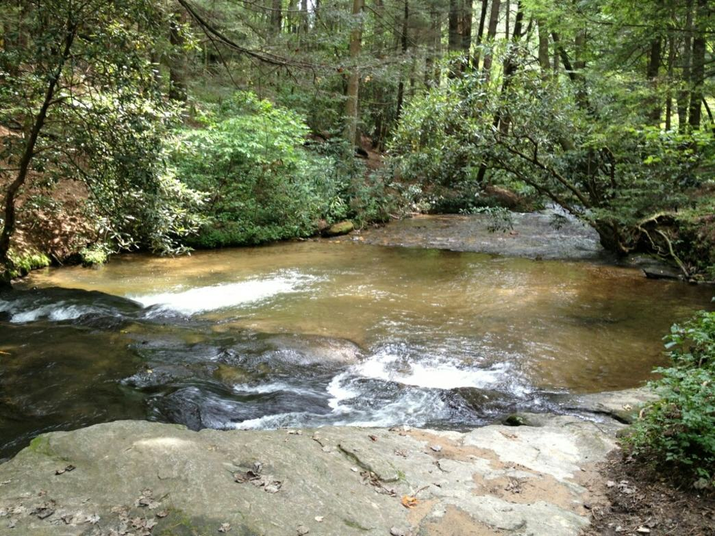 5 Primitive Camping Getaways In The Mountains Of North Georgia