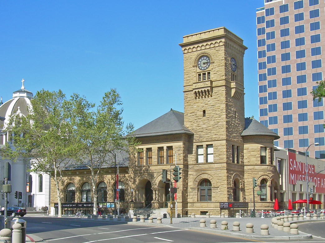 The San Jose Downtown Historic District is home to many museums, parks, and cultural sites.