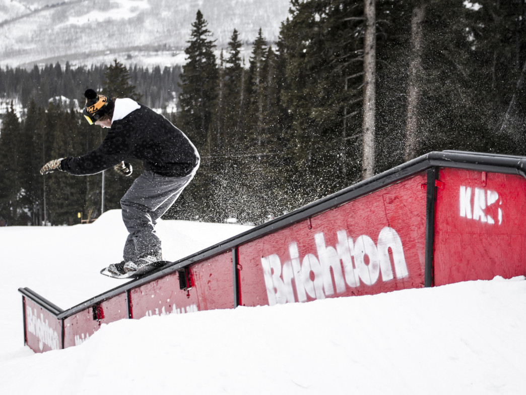 The Best Terrain Parks in Cottonwood Canyons
