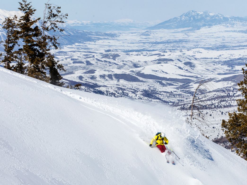 Insider's Guide to Sidecountry Skiing at Powder Mountain