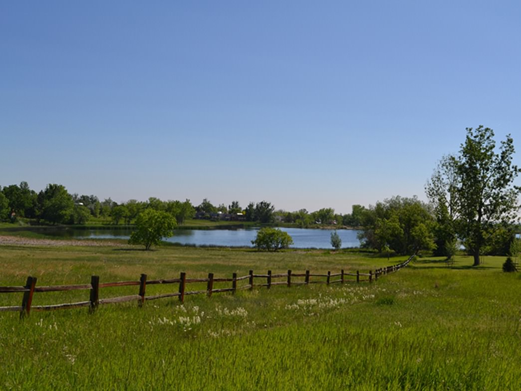 Just three miles north of downtown, Wonderland Lake Park offers a serene escape from the bustle of the city.