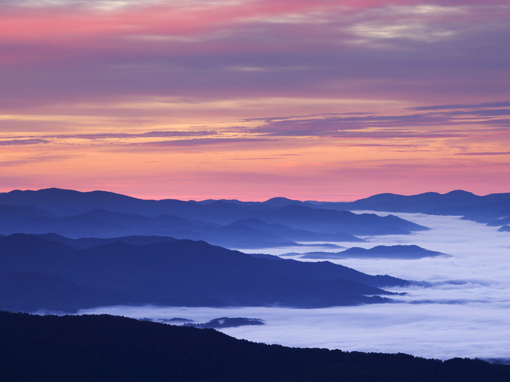 Great music will help motivate you to enjoy the outdoors, and maybe even catch a sunrise in the Smokies.