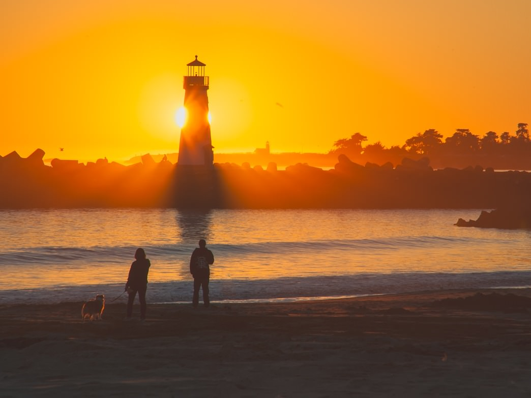 Santa Cruz is perfect weekend getaway from San Francisco.