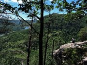 20170607_Tennessee_Chattanooga_Julia Falls Overlook_Hiking5