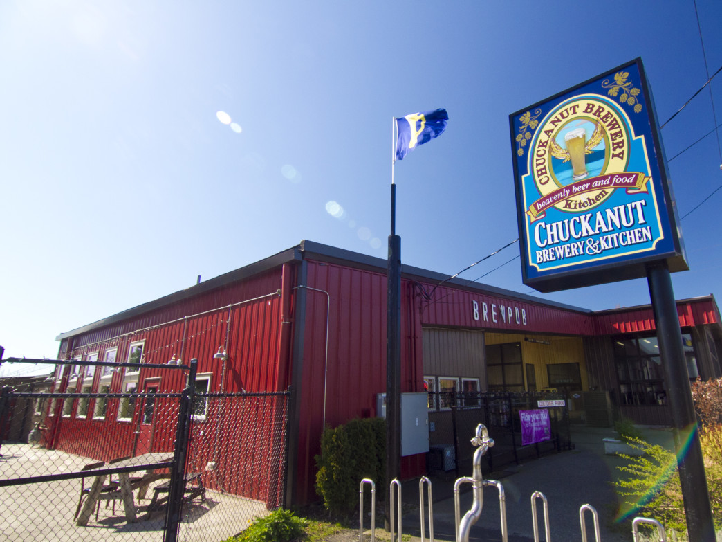 Chuckanut Brewery and Kitchen