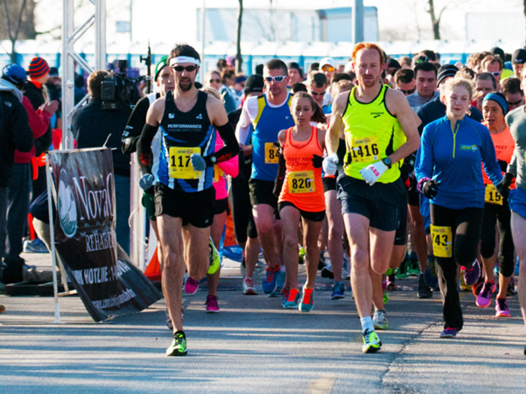 The Live Grit Lakefront 10 is one of CARA's successful events.