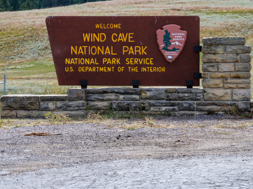 Welcome to Wind Cave National Park!