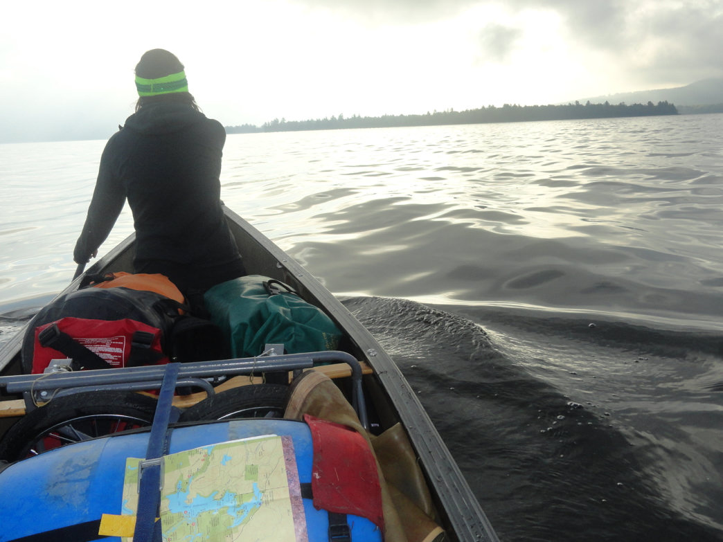 Think you could paddle the entire 740-mile Northern Forest Canoe Trail?