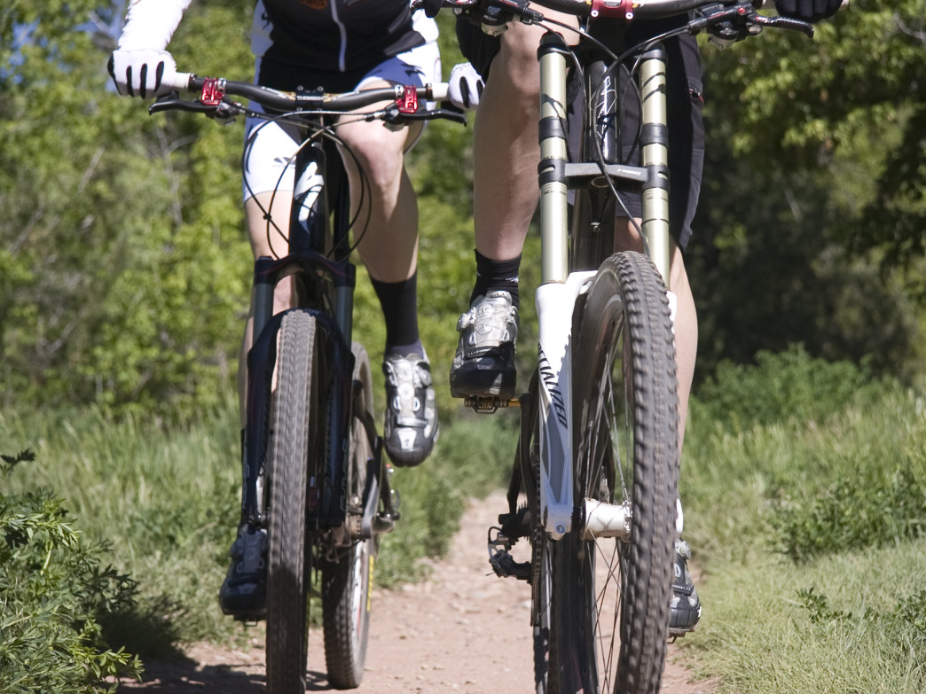 Hop on your bike, hit the trail, and those TPS reports will soon be a distant memory.