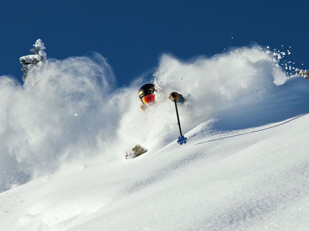 Alta is known for its deep powder and steep runs, but there is something on the mountain for everyone.