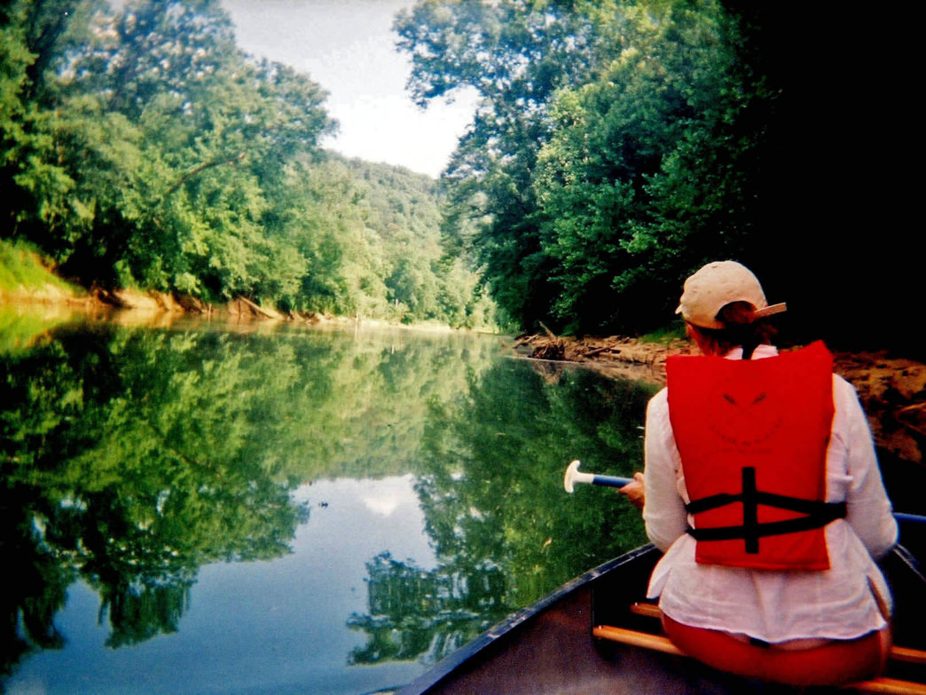 An overnight canoe trip is the perfect way to spend a summer weekend.