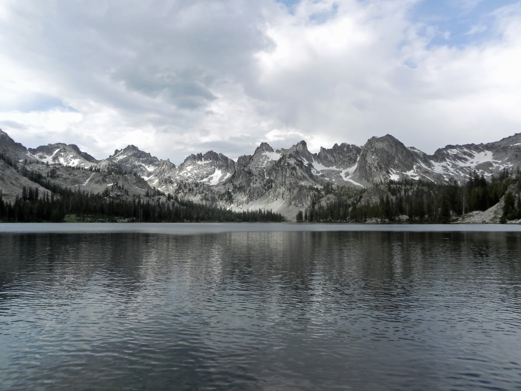 Alice Lake, Idaho.