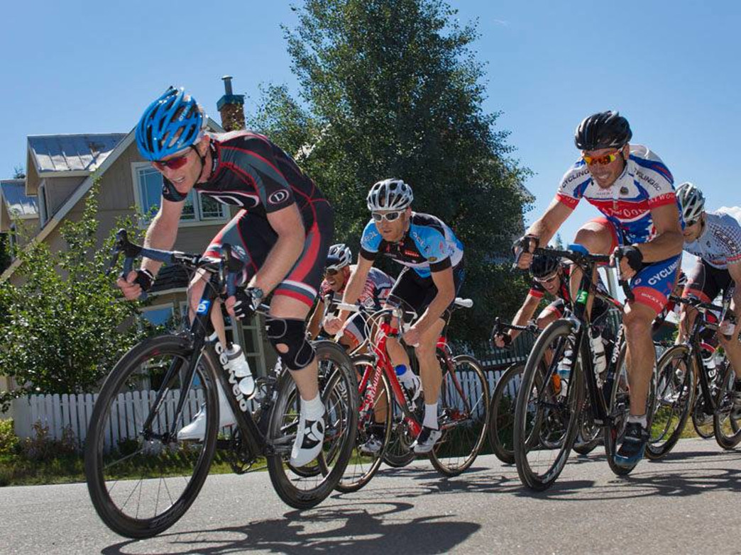 The Durango Wheel Club is known for its strong riders and advocacy for cycling in the area.