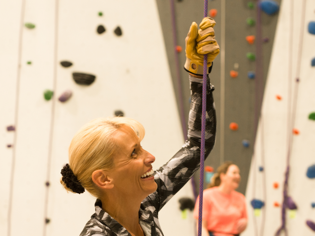 Onsight is hoping to become attract climbers of all abilities to the facility.
