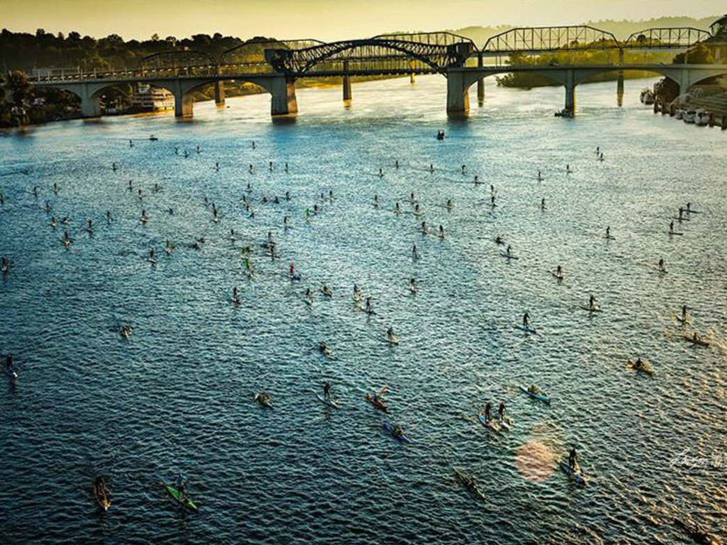 ChattaJack31 challenges paddlers with its 31-mile route.