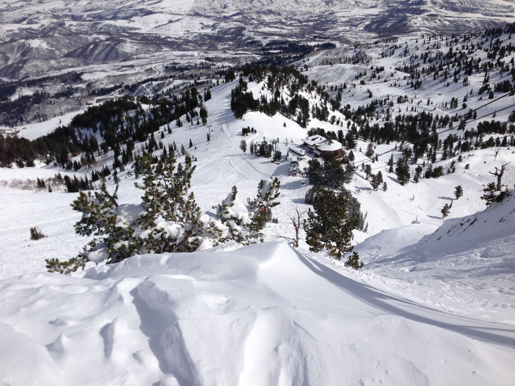 Snowbasin is an all around good time with great snow, good food, and fun apres ski experiences.