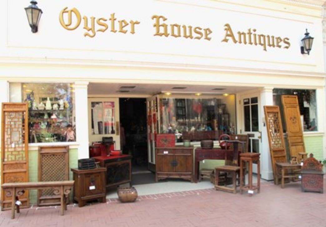 Oyster House Antiques Charlottesville Virginia
