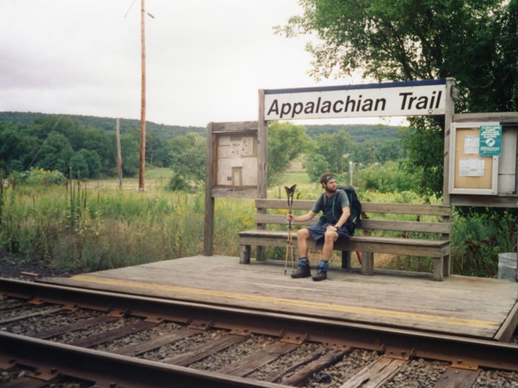 Via the Harlem Line, the train ride from Grand Central Station will literally drop you off right on the Appalachian Trail in Dutchess County.