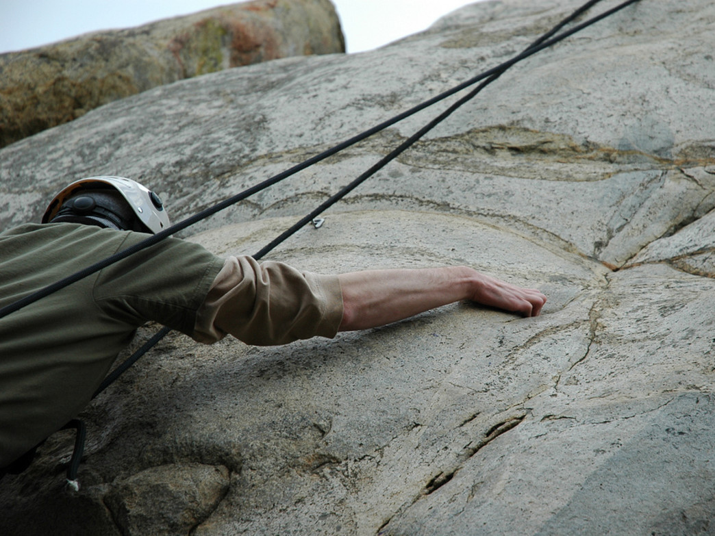 The San Diego area is home to some world-class granite rock.