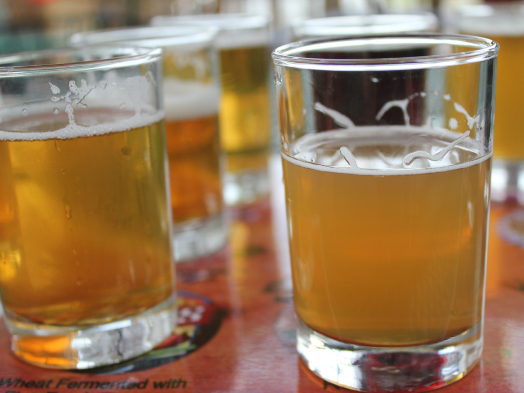 Knoxville now has more than a dozen places to enjoy locally made craft beer.