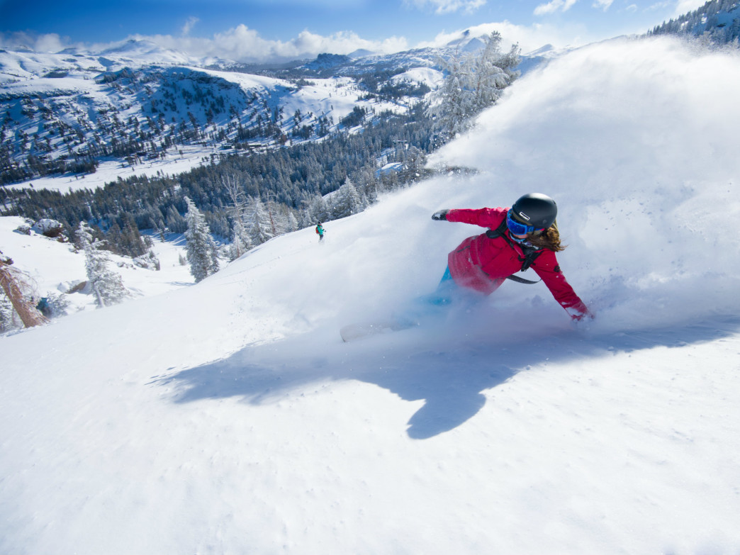 Get ready for plenty of powder this season.