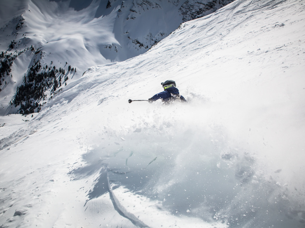 Ever wanted to try heli skiing? Drop in on Silverton.