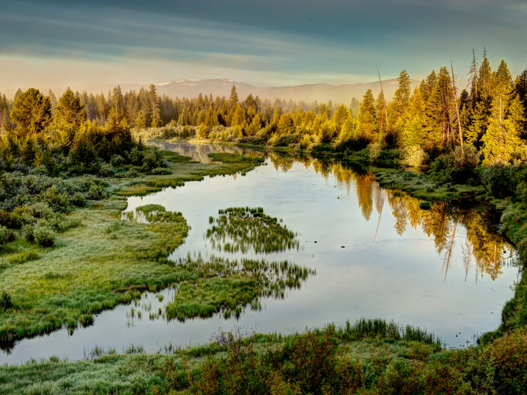 Yellowstone's wildlife, geysers, hiking, and waterways may be the biggest summertime draw.