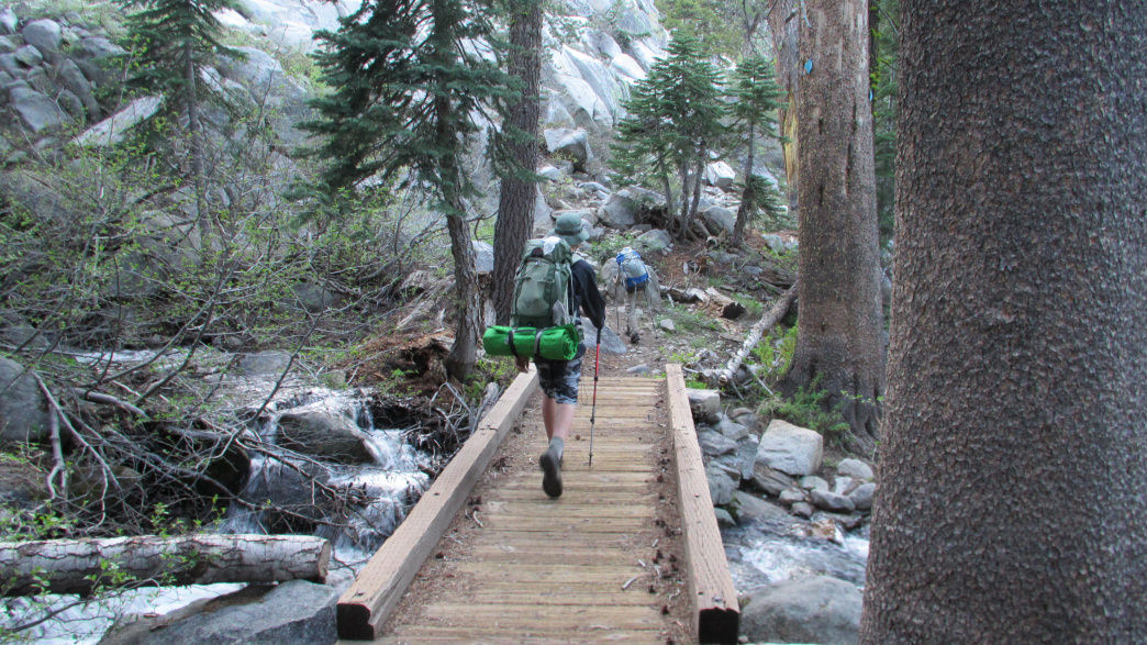Triple Crown of Hiking Pacific Crest Trail
