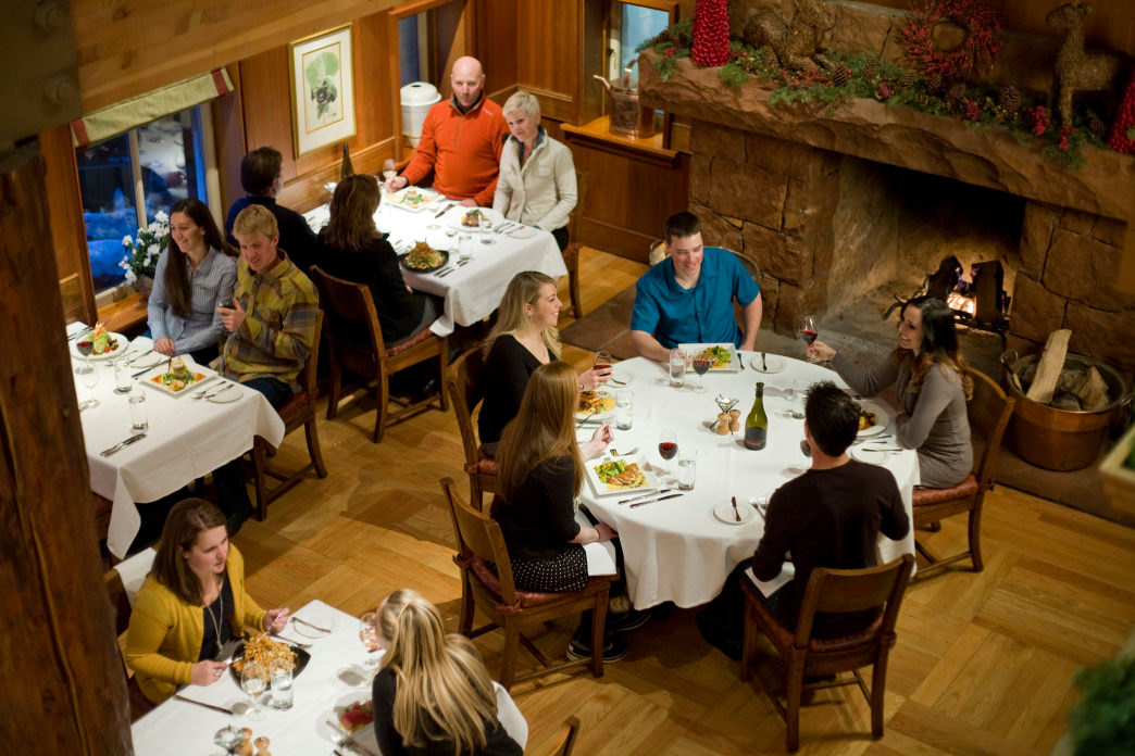 The Mariposa is one of the highest-rated restaurants in Utah.