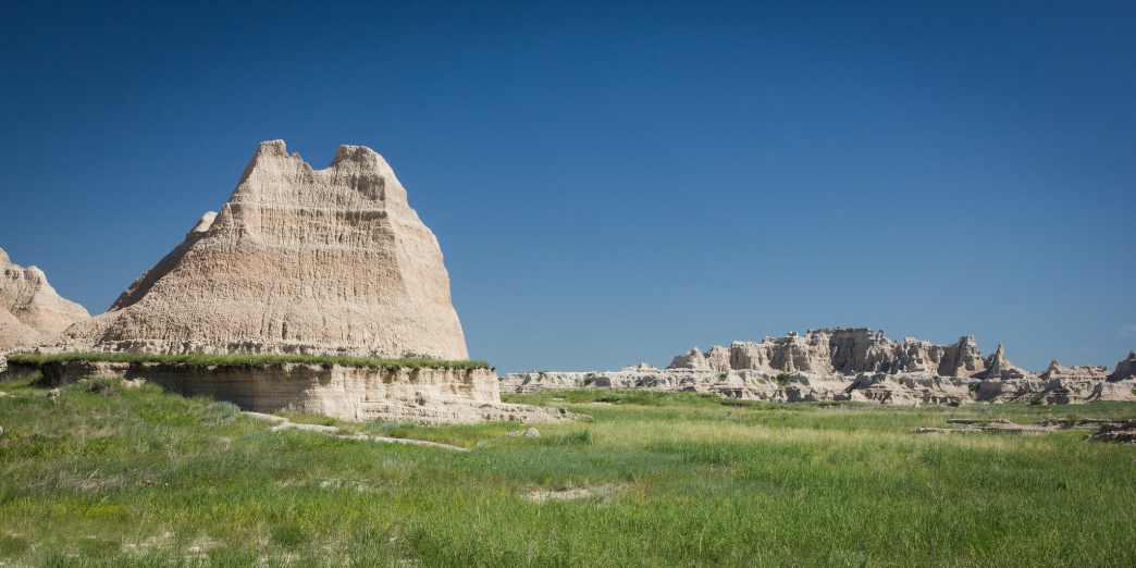 The Badlands are a unique landscape that everyone should visit at least once in their lifetime.