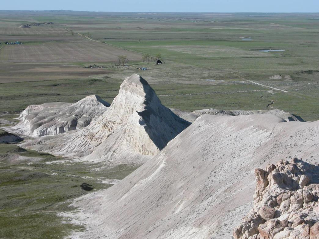 White Butte, North Dakota.