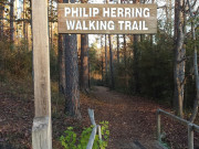 Sherling Lake Walking Trail