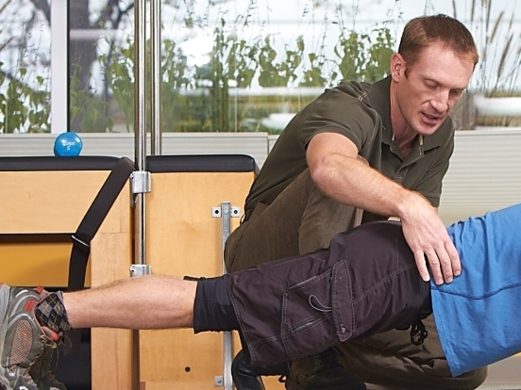 Hands-on physical therapy ensures you are doing exercises properly and progressing as quickly as possible.
