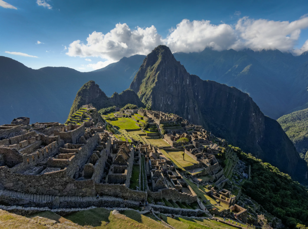 Visit the world-famous Incan ruins of Machu Picchu in the fall, when the summer tourists have thinned out.