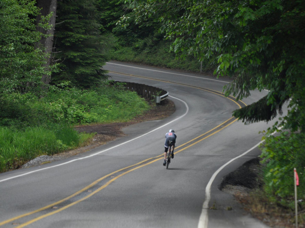 Ski to Sea's Road Bike Leg,  Courtesy of Jon Brunk Photography