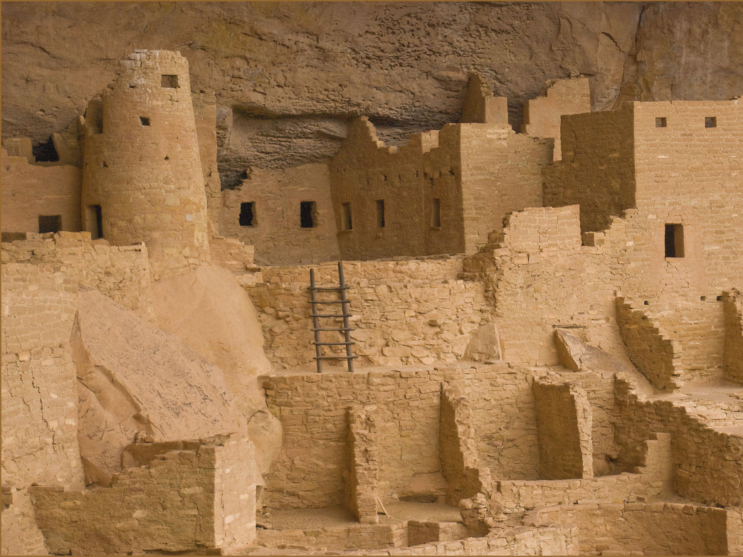 The Cliff Palace.