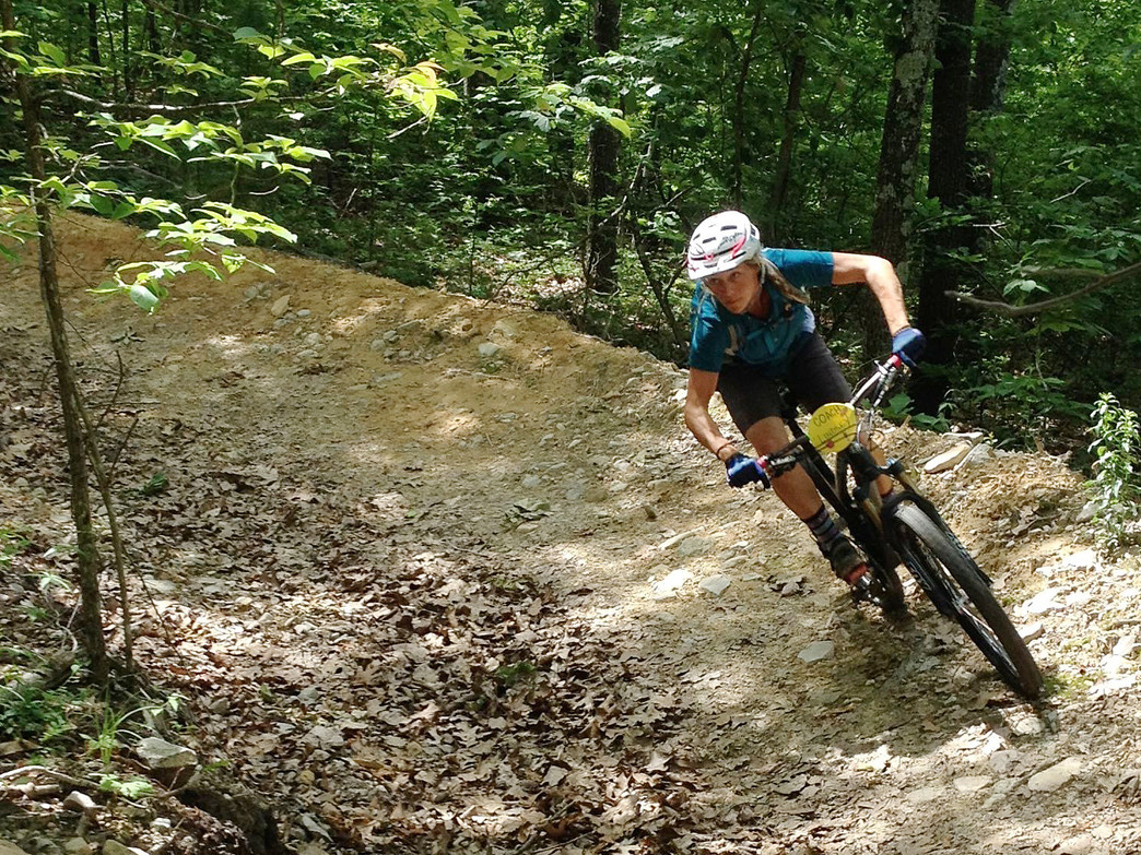 Coldwater Mountain features more than 25 miles of mountain bike trail—with 50 more on the way.