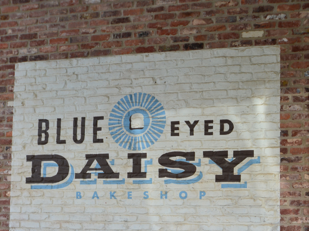The Blue-Eyed Daisy
