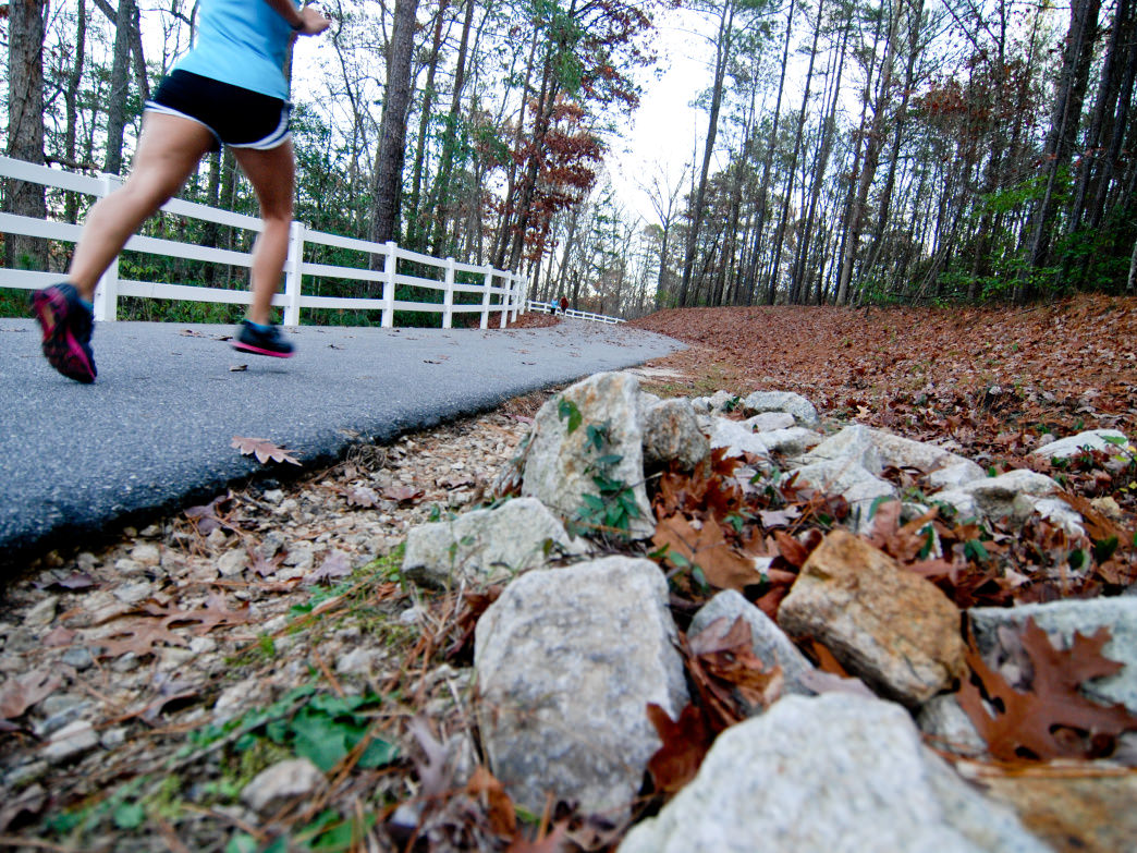 There are tons of training options for runners in and around Charlotte, North Carolina.