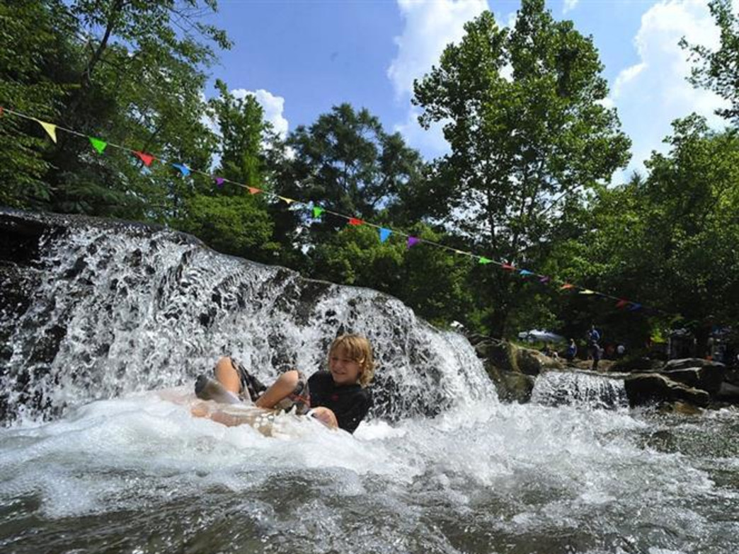 Families can beat the heat at Turkey Creek Nature Preserve swimming hole