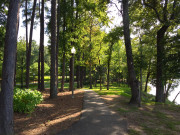 Tuscaloosa Riverwalk - Trail Running