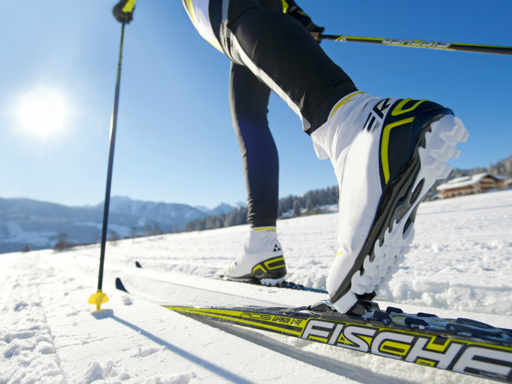 There are plenty of places to cross country ski in Pinedale.