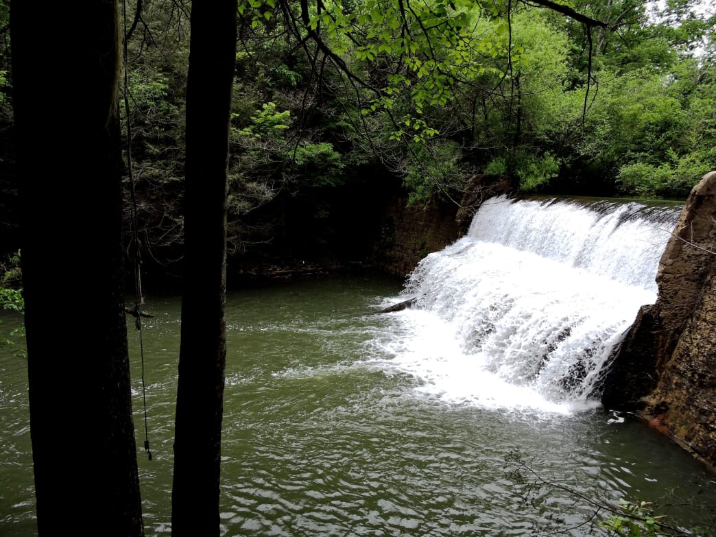 Rainbow Lake is one of the area's top hiking destinations.