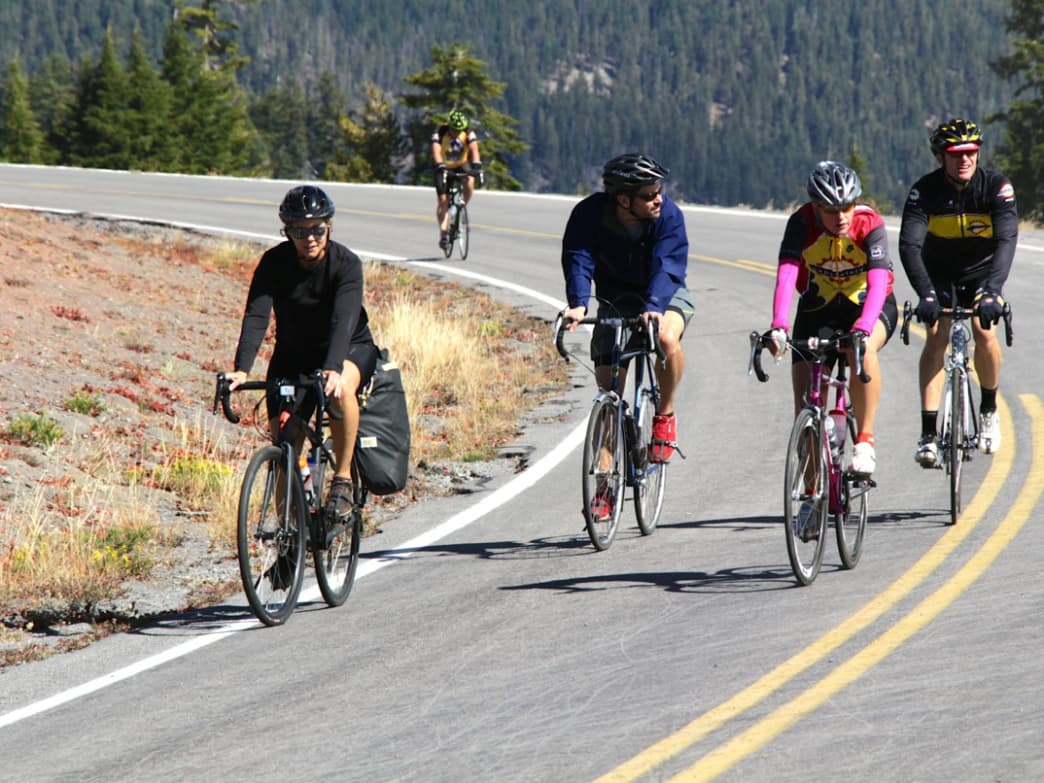 Klamath is making its case as the best cycling destination in Oregon.