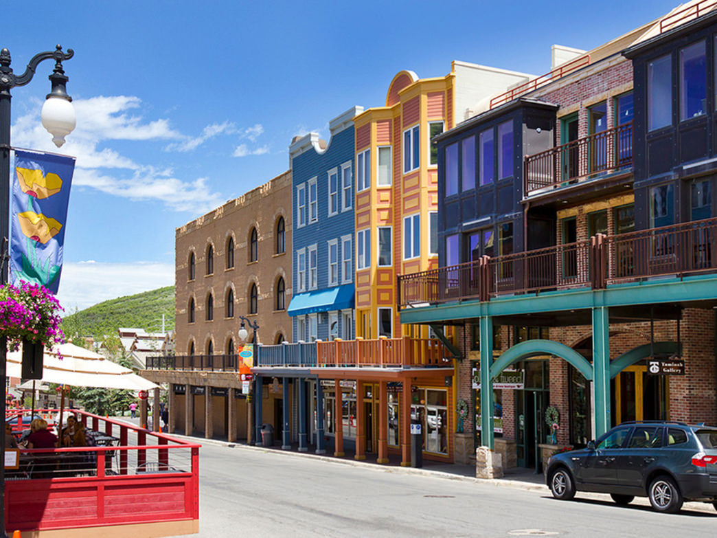 Historic Park City has evolved from a silver mining outpost to Utah's premiere mountain town.