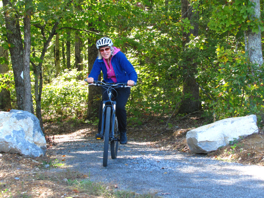 You won't want to miss Central Hardwoods Scenic Trails with the family.