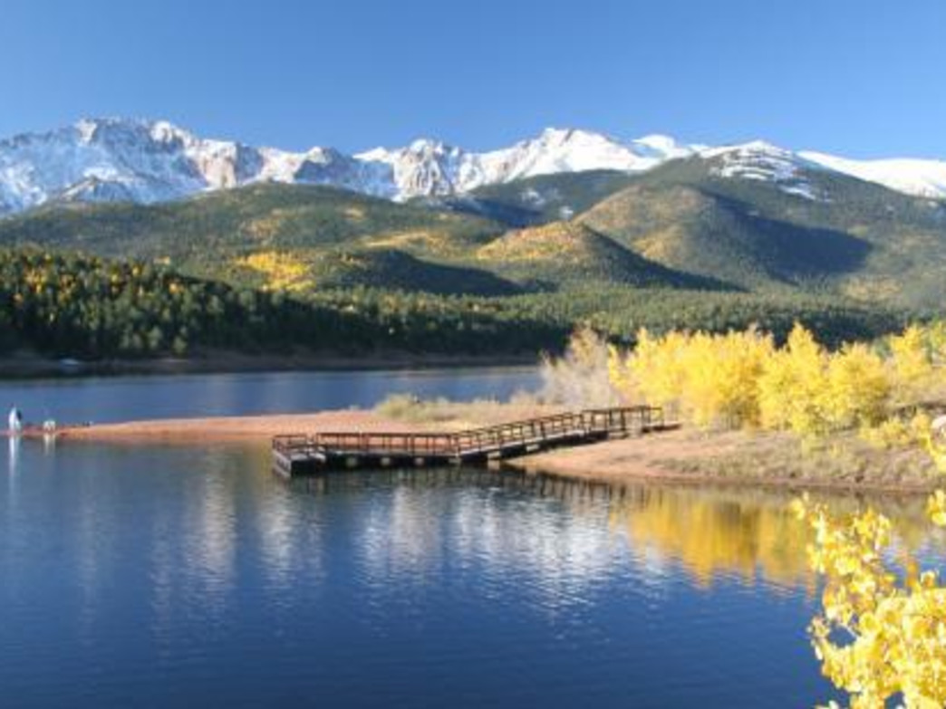 Pikes Peak Mountain >> North Slope Recreation Area Flat Water Paddling